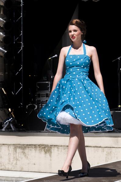 Petticoatkleid von Pineapple Dresses