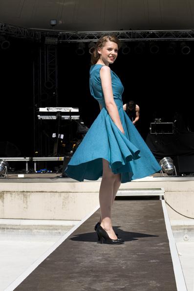 Milan Dress von Heartbreaker Haute