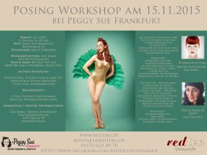 Posing-Workshop