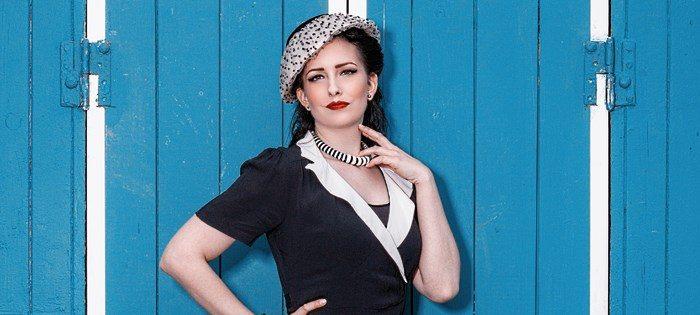 Perlonstrumpf und Petticoat – Vortrag über die Mode der 50er Jahre