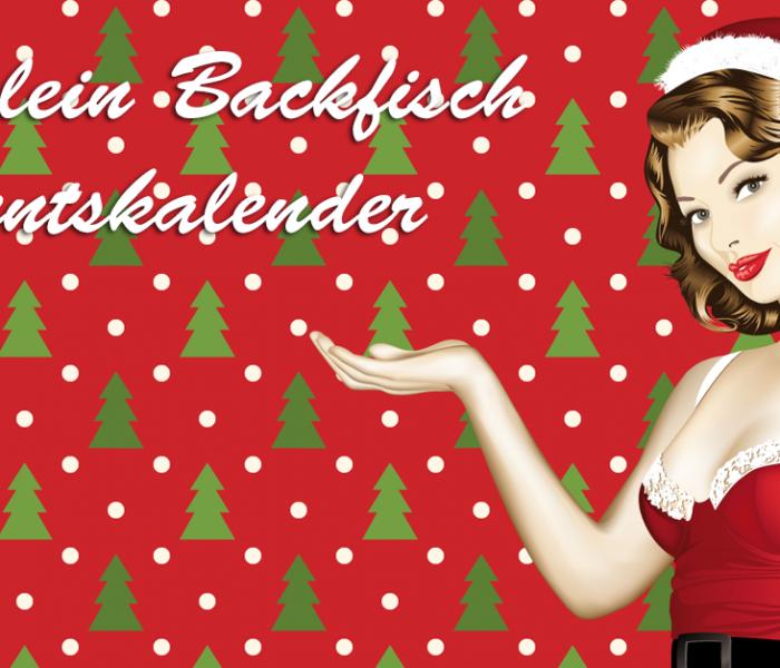 Fräulein Backfisch Adventskalender